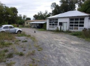 Can I convert an old automotive shop into a home?