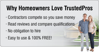 Why homeowners love TrustedPros