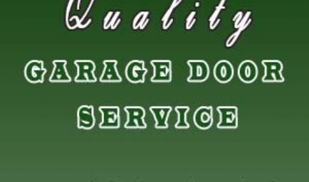 Quality Garage Door Service